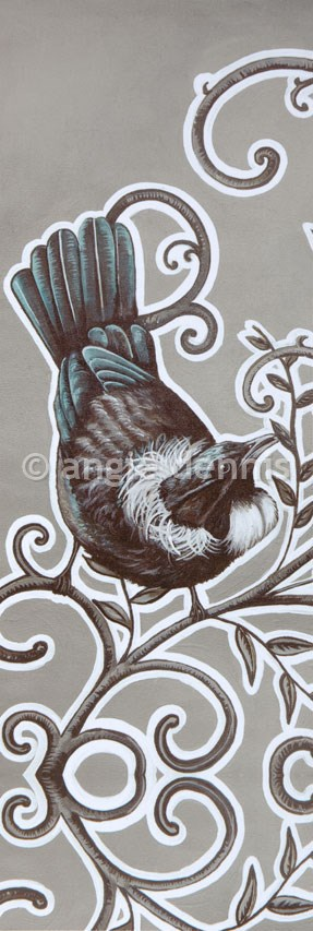 Ornamental Tui